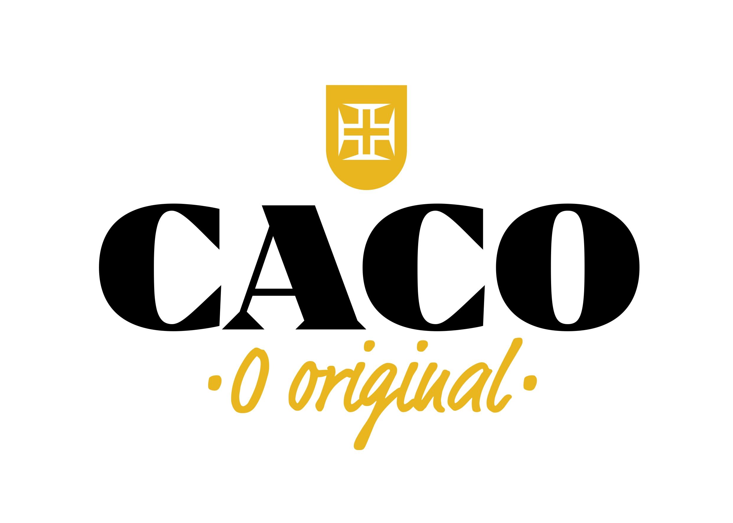CACO, o Original - o snack café com produtos nacionais de máxima qualidade!